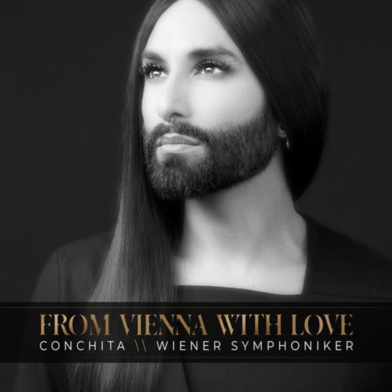 Conchita Wurst & Wiener Symphoniker - From Vienna with Love (CD)