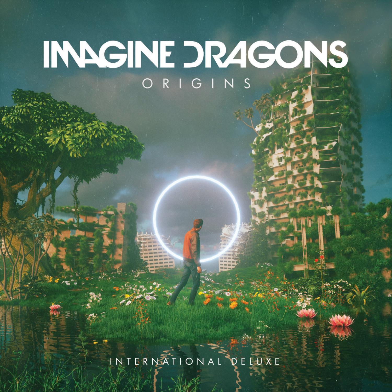 Imagine Dragons - Origins (Deluxe Edition) (CD)