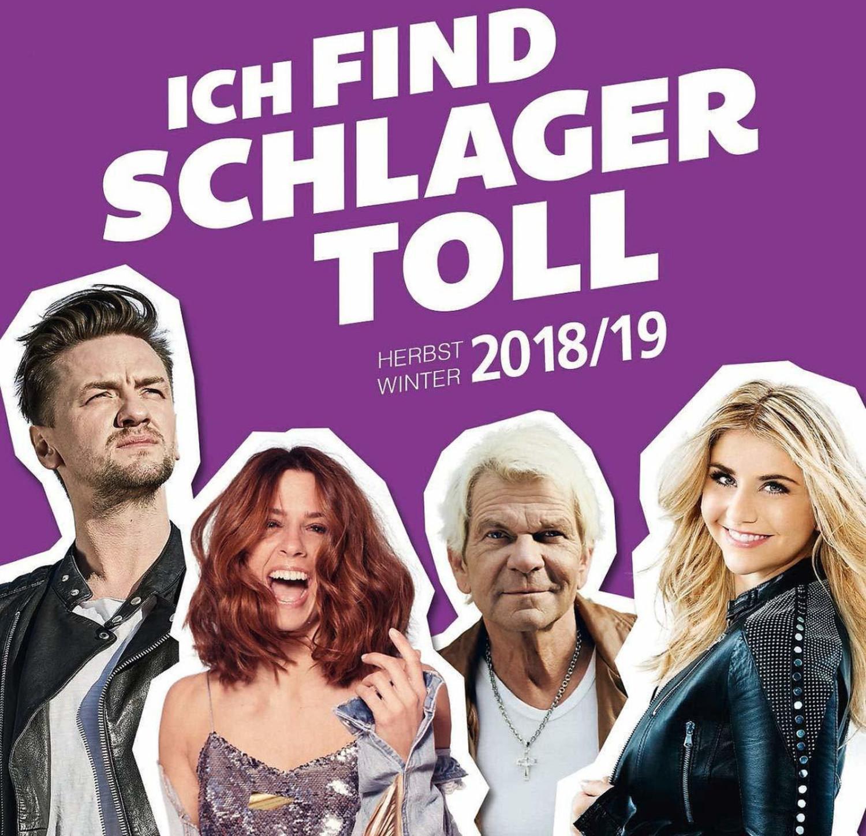 Ich find Schlager toll - Herbst/Winter 2018/19 (CD)