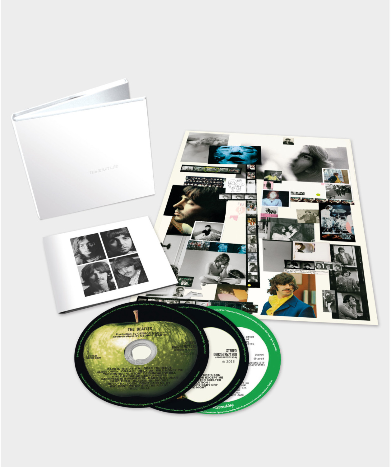 The Beatles - White Album (Limited Deluxe Edition) (CD)