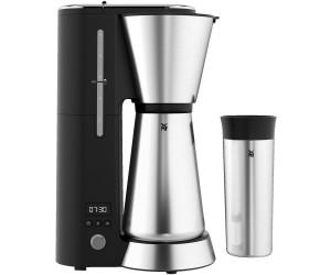 Filter Kaffeemaschine inkl 1 Tassen Kaffeemaschine Edelstahl Thermobecher