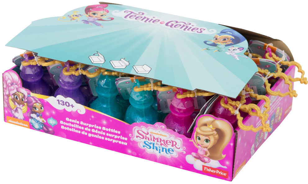 Mattel Shimmer and Shine Surprise Bottle