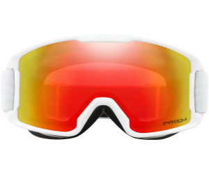 Buy Oakley Line Miner Youth Fit OO7095-08 (matte white prizm snow ... 0b8cdb6f4a0