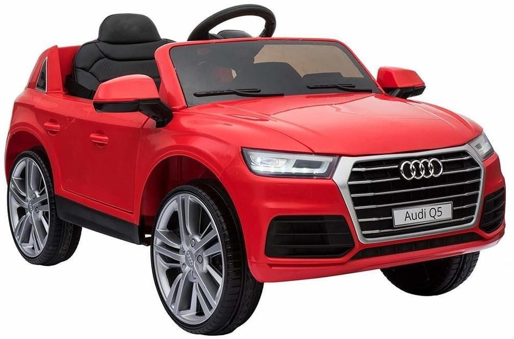 HomCom Kinderauto Audi Q5 rot