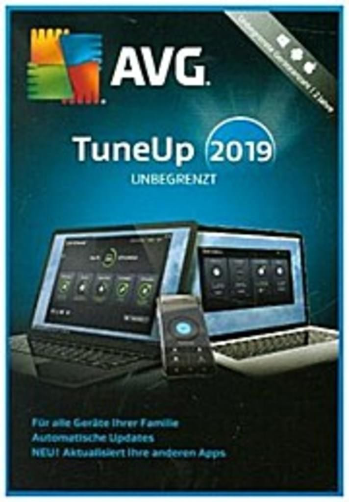 Image of AVG TuneUp 2019 Unlimited