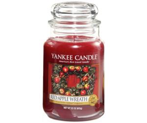 Yankee Candle Duftkerze Housewarmer Red Apple Wreath 104g