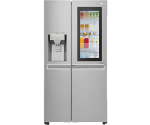 Side By Side Kühlschrank Lg Media Markt : Lg gsx neaz ab u ac preisvergleich bei idealo