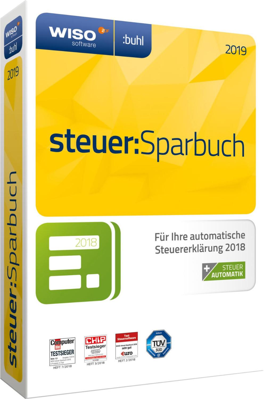 Buhl WISO steuer:Sparbuch 2019 ab 22,95 € (März 2021 ...