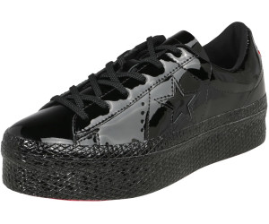 04b2ab13a097 Buy Converse Converse One Star Platform Patented 90s Leather Low Top ...