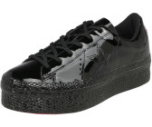 01ee61fcd6a1a8 Converse Converse One Star Platform Patented 90s Leather Low Top black black  black