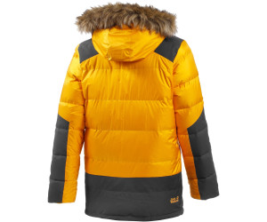 Jack Wolfskin THE Cook Parka burly yellow XT ab 397,65
