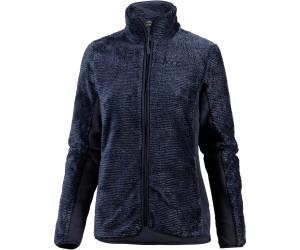 Fleecejacke Pine Leaf Jacket Women blau