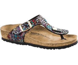 Birkenstock Gizeh Kids Mikrofaser Oriental Mosaic ab </p>
