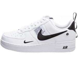 Details zu Nike air force 1 '07 lv8 utility Black White Grösse 41