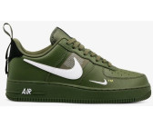 reputable site edfcc 18a00 Nike Air Force 1  07 LV8 Utility olive canvas black tour yellow