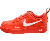 wholesale dealer 6249b 30a27 Nike Air Force 1  07 LV8 Utility team orange black tour yellow