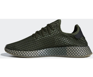 29b7743f2 Buy Adidas Deerupt Runner base green base green orange from £60.44 ...
