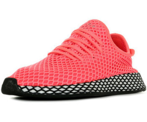 sports shoes 99ebe 7f29b Adidas Deerupt Runner turbo turbo core black