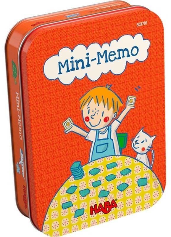 Mini-Memo (Mitbringspiel)