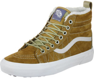 vans damen high braun