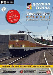 German Trains: Züge der Zeit - Volume 1 - S-Bah...