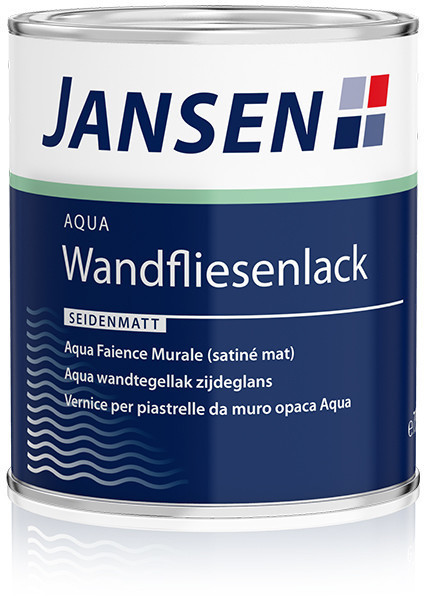 Jansen Aqua 750ml weiß