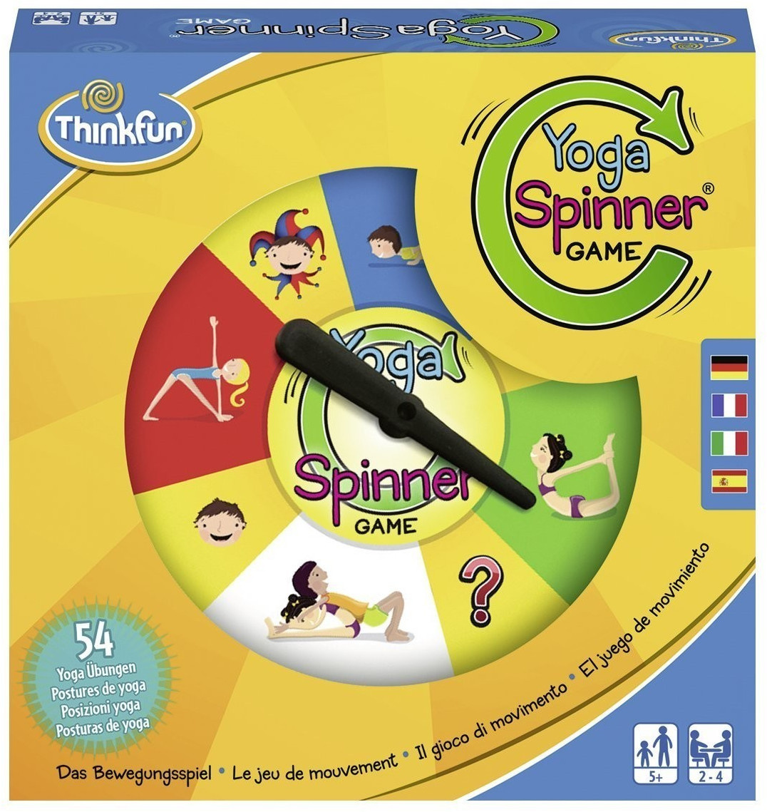 Thinkfun Yoga Spinner (76329)