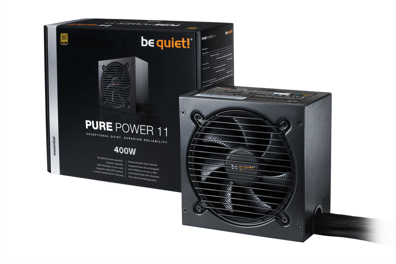 Image of be quiet! Pure Power 11 400W