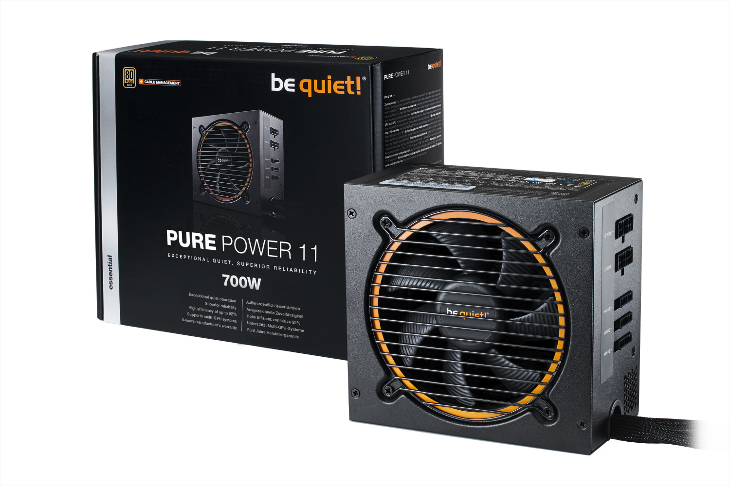 Image of be quiet! Pure Power 11 700W CM