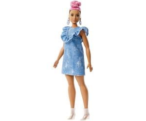 Barbie Barbie Fashionista - Jeanskleid (FJF50)