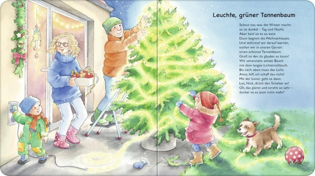 Meine ersten Weihnachts-Geschichten