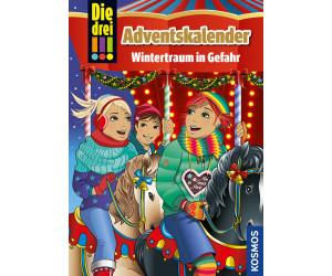 Die drei !!!. Wintertraum in Gefahr (Mira Sol)