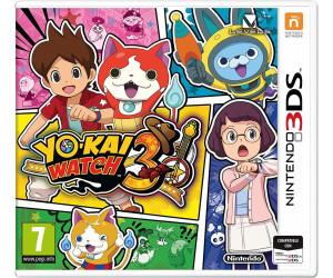 Yo Kai Watch 3 3ds Desde 39 99 Compara Precios En Idealo
