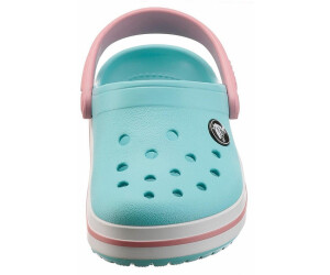 Crocs Crocband Clog ice bluewhite relaxed Test | Angebote