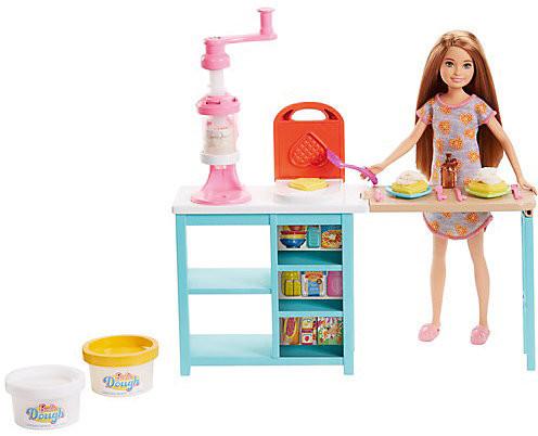 Mattel Cooking & Baking -  Breakfast - Stacie Doll