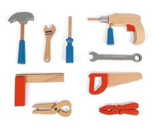 Janod® BRICO'KIDS Werkzeugkoffer baby markt.at