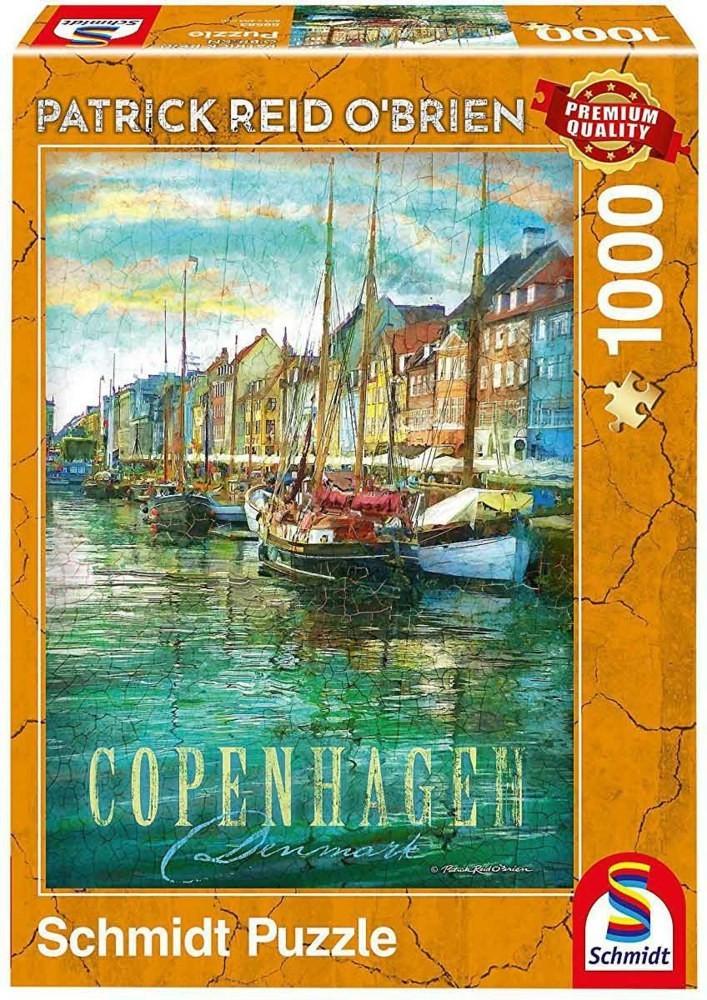 Schmidt-Spiele Kopenhagen (1000 Teile)