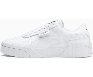 Puma Cali Baskets Triple blanc