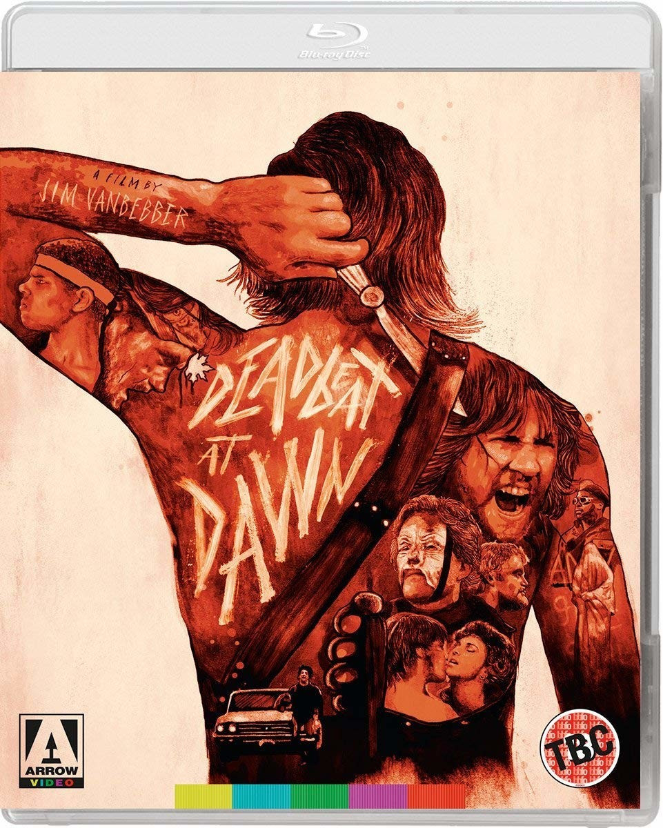 Image of Deadbeat at Dawn [Blu-ray]