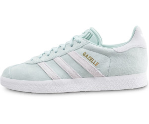 Adidas Gazelle Ash Green Ftwr White Blue Tint Womens
