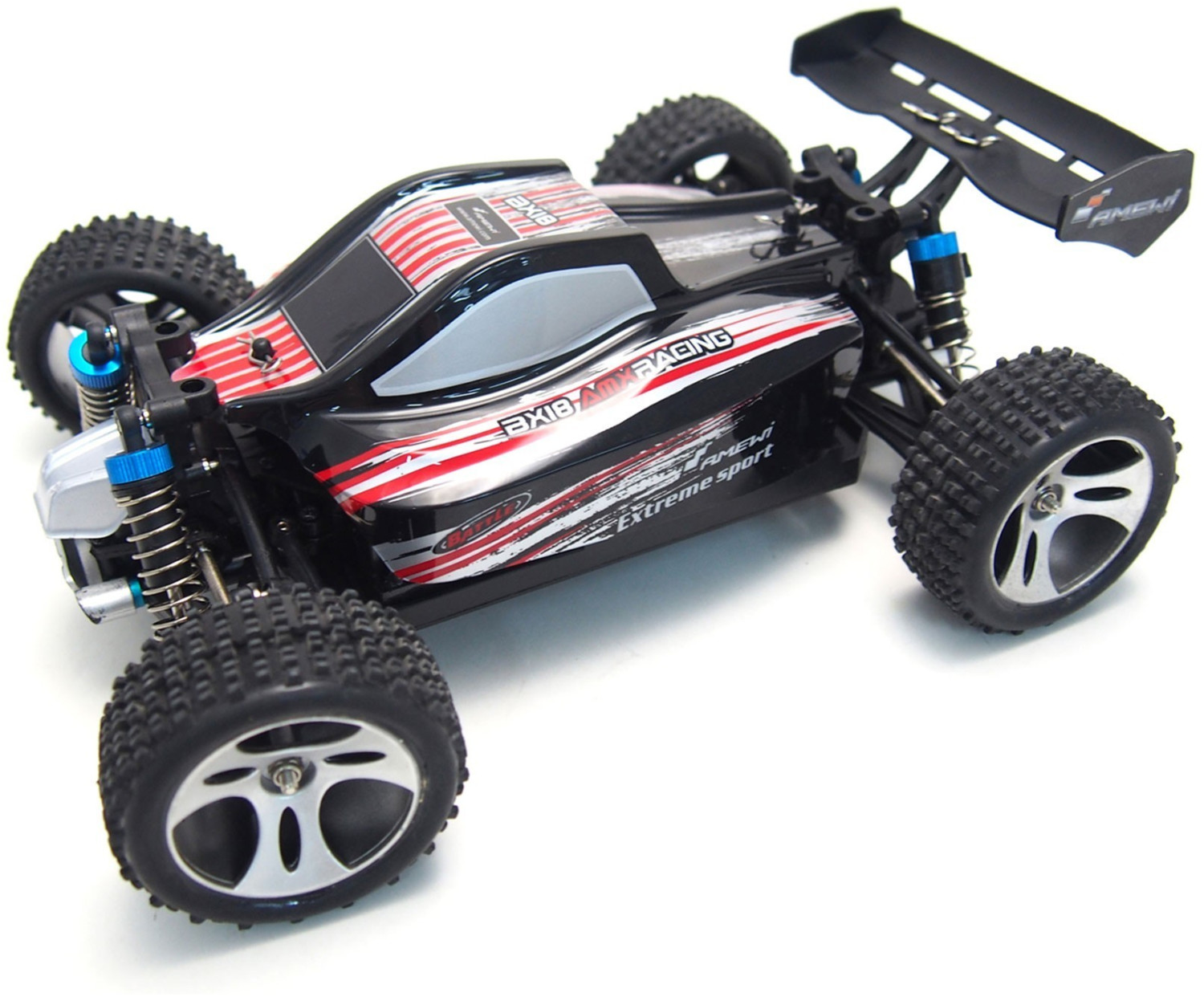 Amewi BX18 Red, Buggy 1:18 4WD (22268)