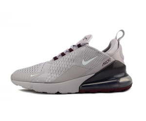 presenting new product new high quality Nike Air Max 270 atmosphere grey/burgundy crush/light silver ...