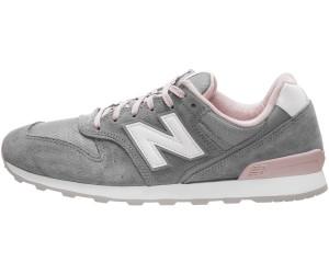 new balance rosa palo y gris