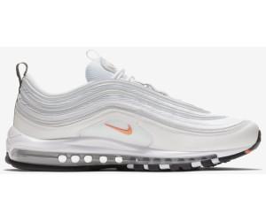 Nike Air Max 97 white/metallic silver/cone ab 127,37 ...