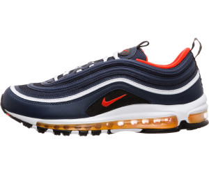 e8db3274318 Nike Air Max 97 midnight navy black white habanero red a € 126