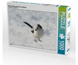 Calvendo Kleine Schwanzmeise im Schnee Hultsch Heike (7302940)