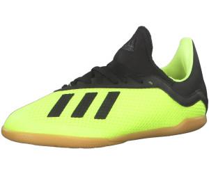 Adidas X Tango 18.3 IN Junior solar yellow core black