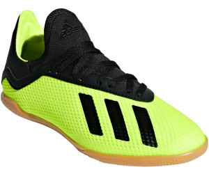 adidas Kinder X 18+ FG Junior gelb schwarz Schuhe adidas