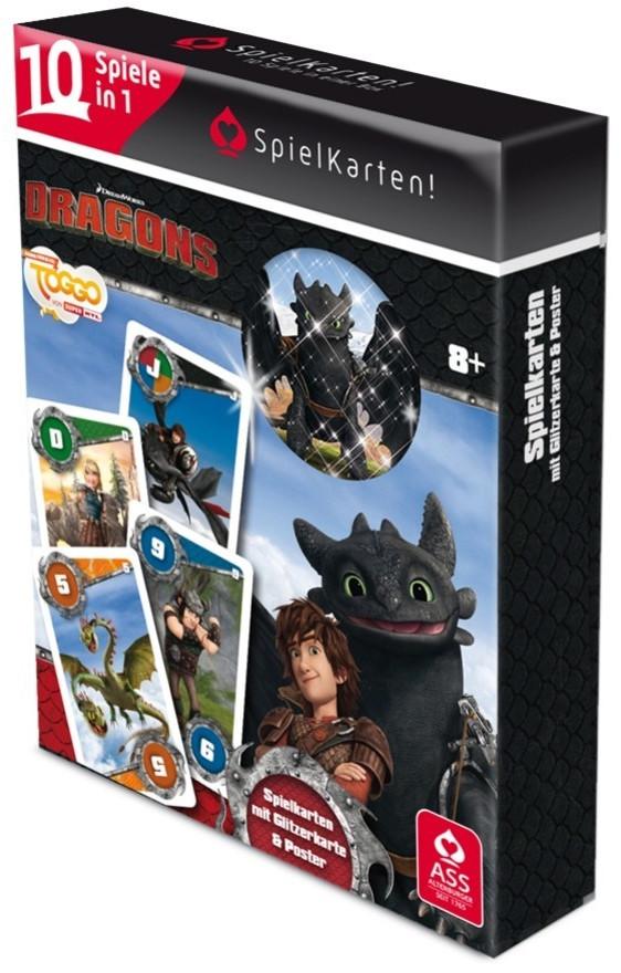 Dragons - Die Kartenspiele-Sammlung