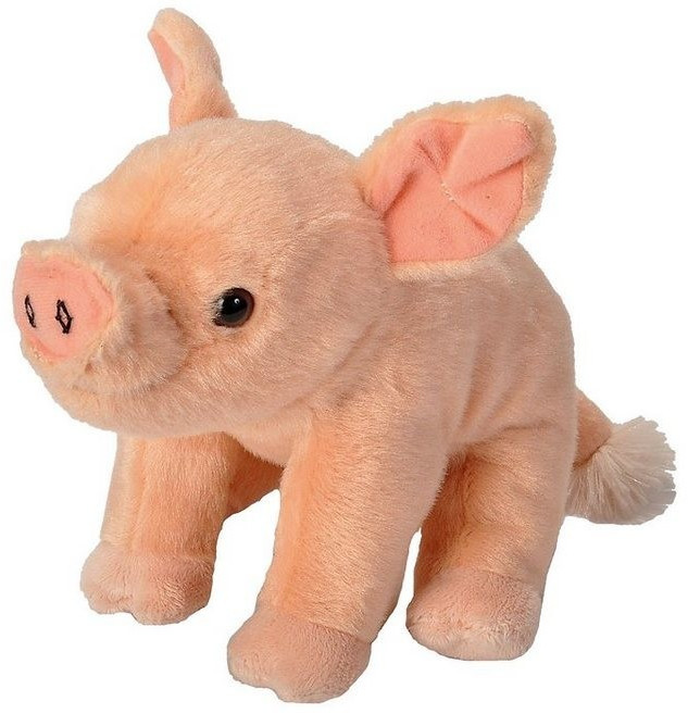 Wild Republic Cuddlekins Mini Piglet